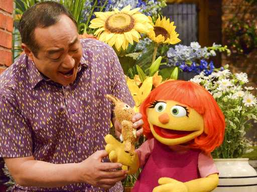 A Muppet with Autism to be Welcomed on 'Sesame Street'