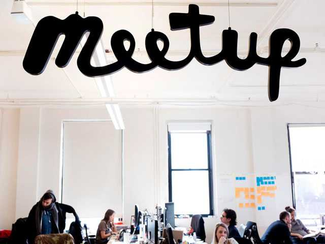 Meetup Takes Risky Leap into the Trump Resistance