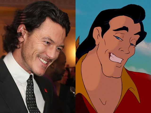 Luke Evans Downplays 'Gay Moment' in 'Beauty and the Beast,' Says Gaston & LeFou are 'Just Friends'