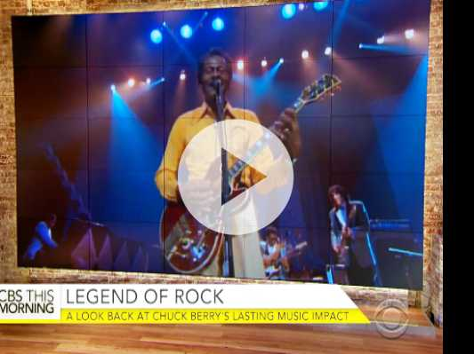 Music World Remembers Chuck Berry
