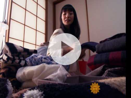 The Secrets of Decluttering Diva Marie Kondo