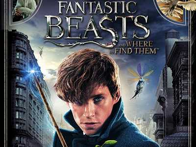 Review :: Fantastic Beasts and Where to Find Them