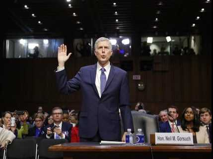 High Court Nominee to Face Daylong Questioning in Senate