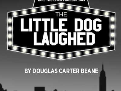 New Theater Company Opens with 'The Little Dog Laughed' This Weekend