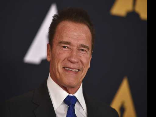 Schwarzenegger on Trump Approval Ratings: 'You Got Swamped'