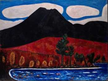 Maine in Manhattan: Marsden Hartley Landscapes at Met Breuer