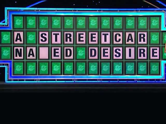 PopUps: Ever Read 'A Streetcar Naked Desire'?