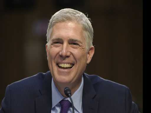 Gorsuch: Originalism is Equal Protection for All