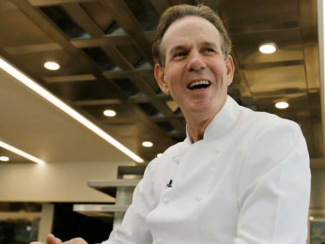 Thomas Keller Shows Off Sleek New French Laundry Remodel