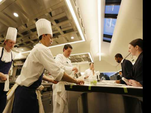 6 Kitchen Rules From Thomas Keller