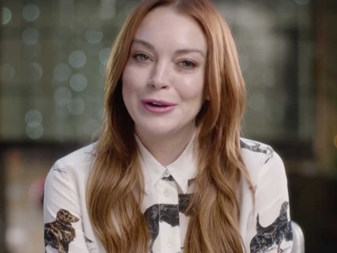 PopUps: Lindsay Lohan is 'Back, Bitches!'