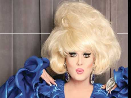 Lady Bunny: Hot on Her Trail