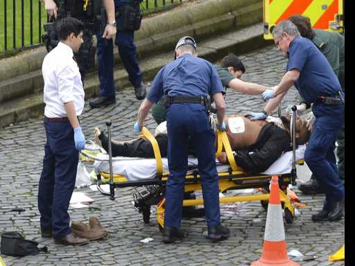 At Least 2 Dead in Car Rampage, Knife Attack in London