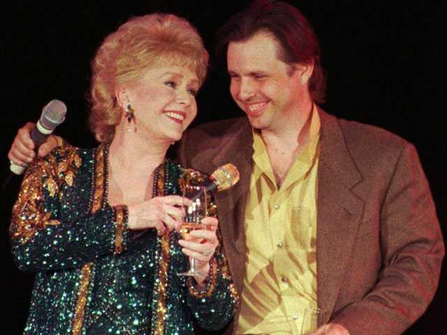 Todd Fisher Says Mom Debbie Reynolds Set Him Up for Death