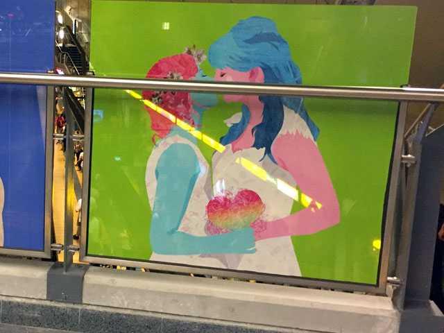Buenos Aires Renames Subway Station Honoring LGBT Activist