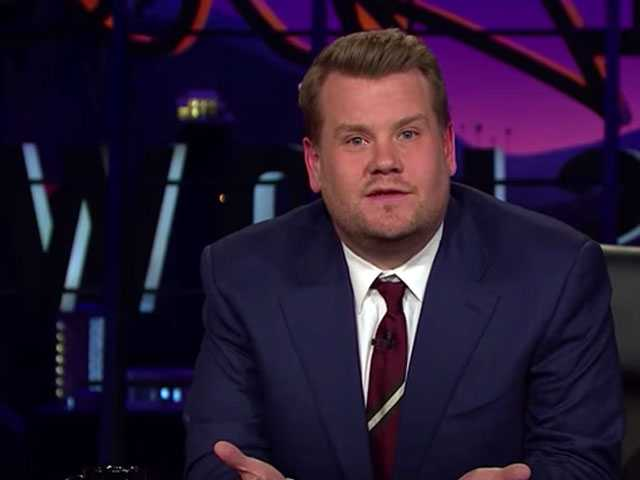 Watch: James Corden Felt a 'Long Way From Home' Amid London Attack