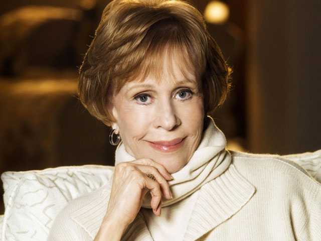 Carol Burnett Partners with Audience in Touring Show