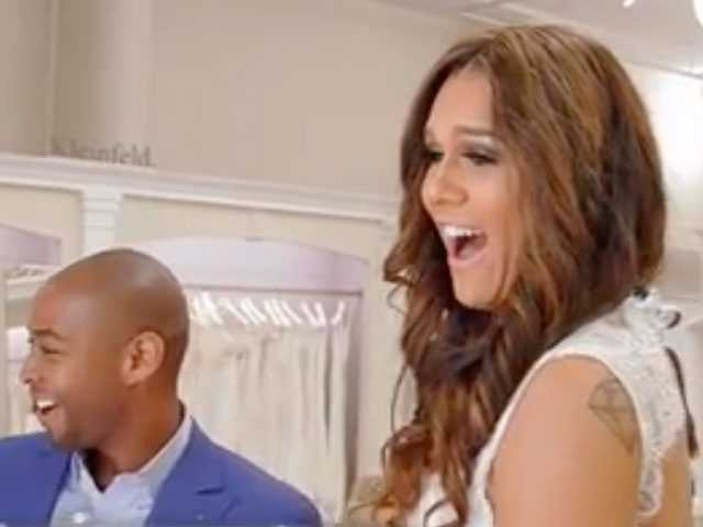 Watch: 1st Trans Bride on 'Say Yes to the Dress' Opens Up About Finding Love