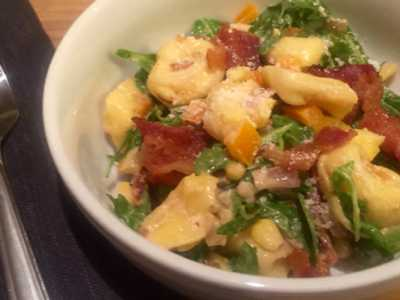 Anthony's Kitchen: Totellini Salad with Bacon