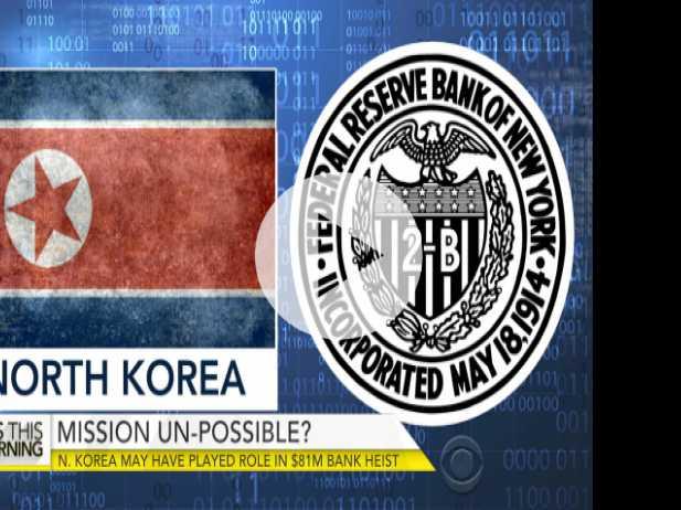 Was North Korea Behind an $81 Million Bank Cyberheist?