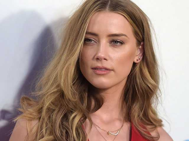 Amber Heard Opens Up About Sexuality, Urges Male Actors to Come Out