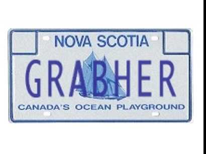 Canada Pulls Vehicle License Plate Deemed Offensive