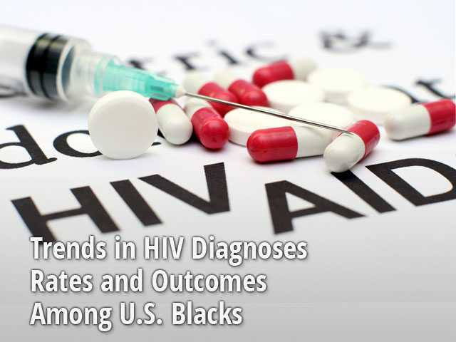 Trends in HIV Diagnoses Rates and Outcomes Among U.S. Blacks