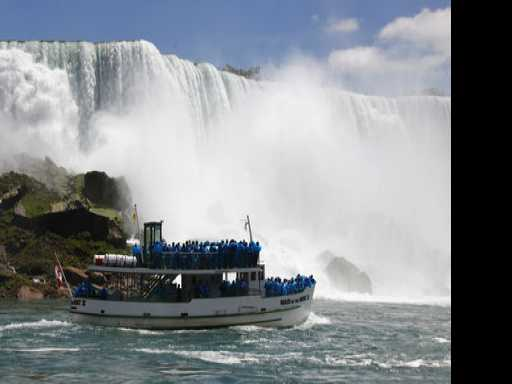 Niagara Falls' Maid of the Mist Boats Planning Early Launch