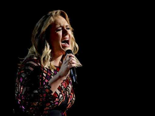 Adele: 'I Don't Know if I Will Ever Tour Again'