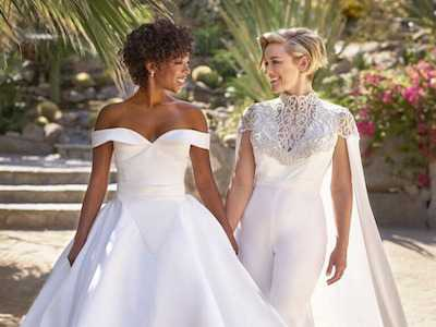 'OITNB' Star Samira Wiley and Writer Lauren Morelli Tie the Knot