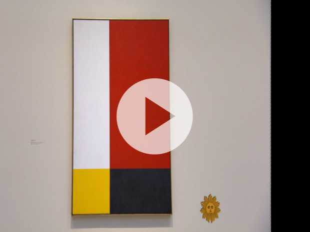 Discovering Abstract Expressionist John McLaughlin