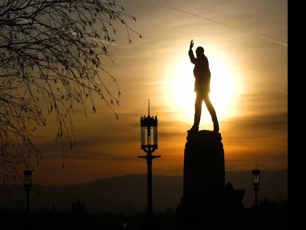 Belfast: Echoes of the Past Remain Despite Changes