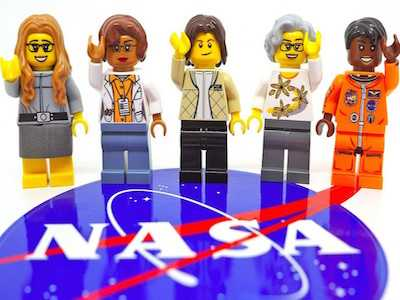 New Lego Set 'Women of NASA' To Be Released