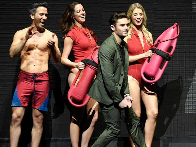 Johnson Says 'Baywatch' is Summer's 'Sexiest, Funniest' Pic