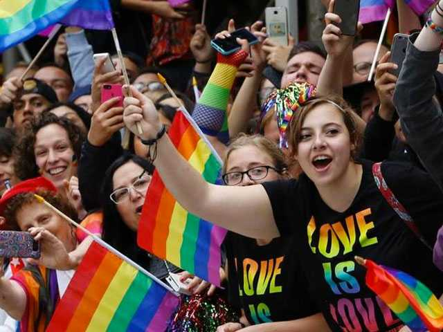 Resistance Groups Allowed Prime Spot in NYC's Pride March This June
