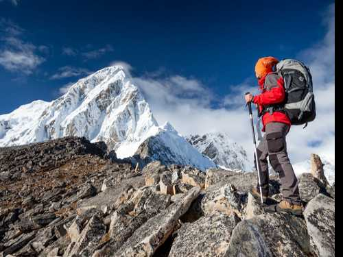 Expeditions to Send Trash Bags to clean Mt. Everest