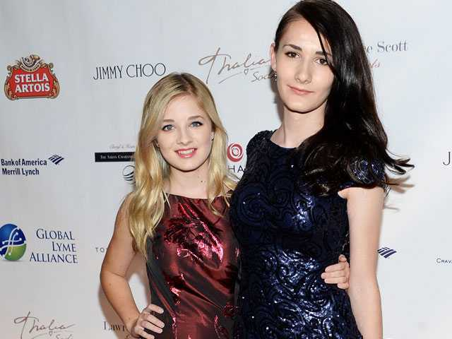 "Jackie Evancho Wants to Tell Trump 'The Horrors"" Her Transgender Sister Has Faced"