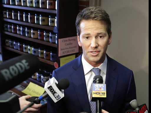 Ex-Congressman's Lawyers: Informant in Aaron Schock Case Broke Law