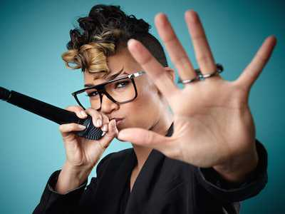 World Champion Beatboxer Butterscotch Brings One-Woman Symphony to The Dinah