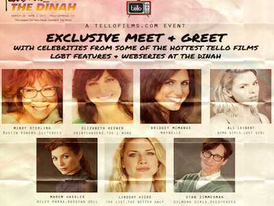 Tello Films Hosts Exclusive Meet and Greet at The Dinah