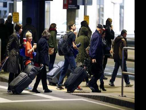 International Travelers Cite Politics as Factor in U.S. Trips