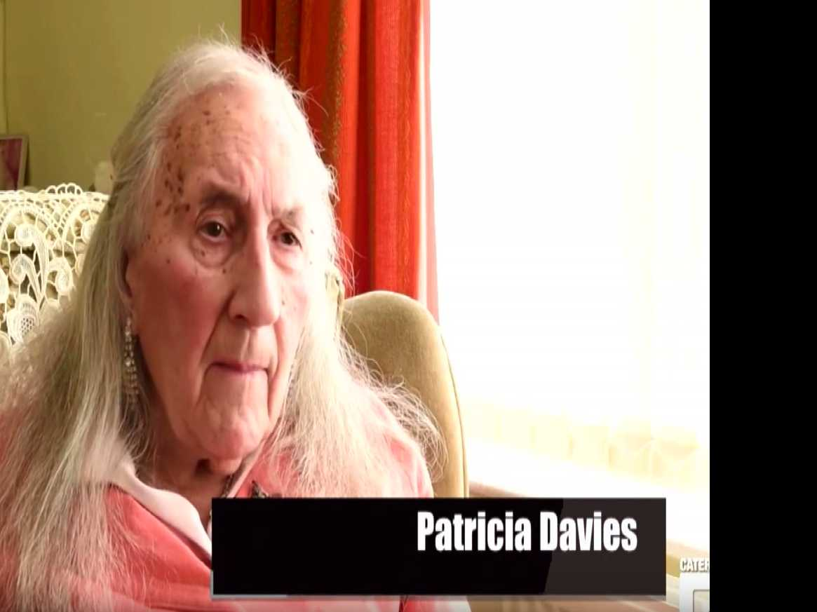 Watch: 90-Year-Old WWII Veteran Comes Out as Transgender Woman