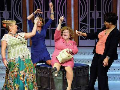 National Tour of 'Menopause The Musical' Celebrates 16th Anniversary