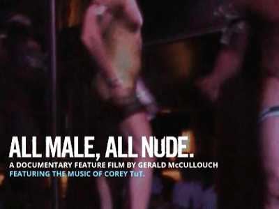 'All Male All Nude' - The Premiere