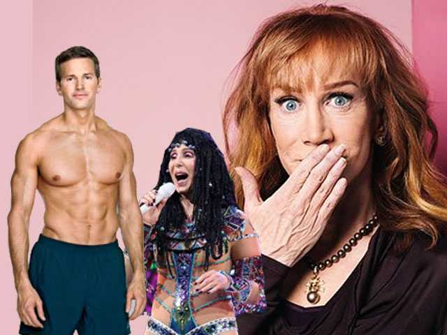 Kathy Griffin Recalls Talking Cher with Aaron Schock (at Windsor Palace, No Less)