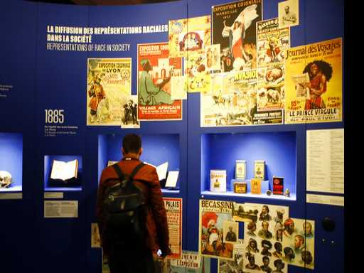 Paris Exhibition Explores Racism Amid Tensions in France