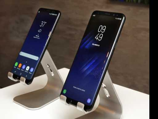 Samsung's Galaxy S8 Phone Aims to Dispel the Note 7 Debacle