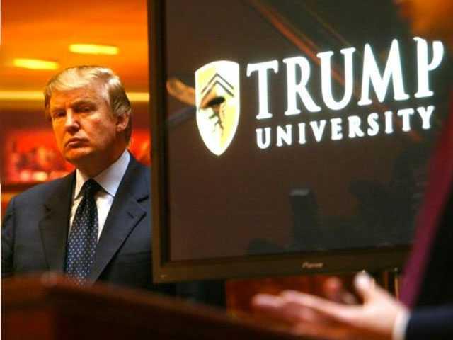 Judge Approves $25 Million Trump University Settlement