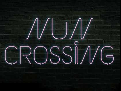 Shrine Proposes 'Nuns Crossing' Sign