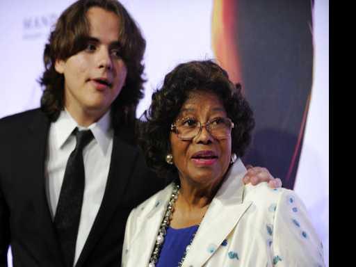 Michael Jackson's Son, Prince, Reveals Tribute Tattoo